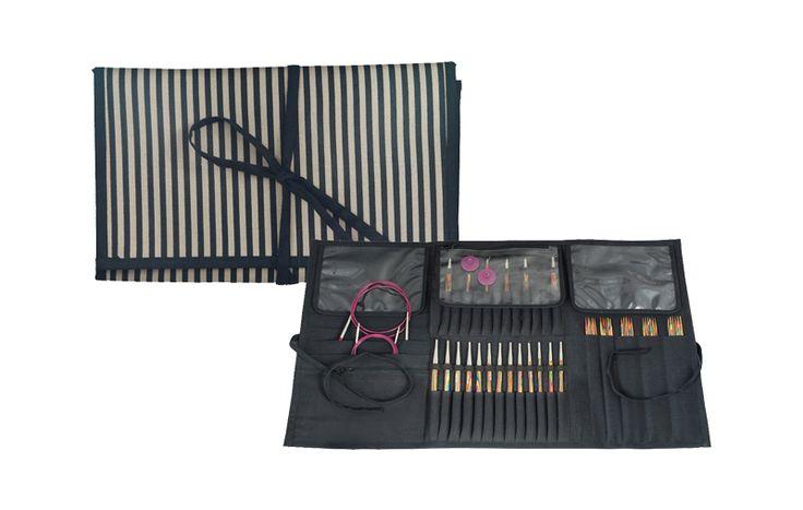 Knitting Needle Storage Diy : Images about knitting needle storage on pinterest
