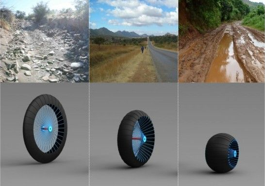 7 designs that show, yes, you can reinvent the wheel