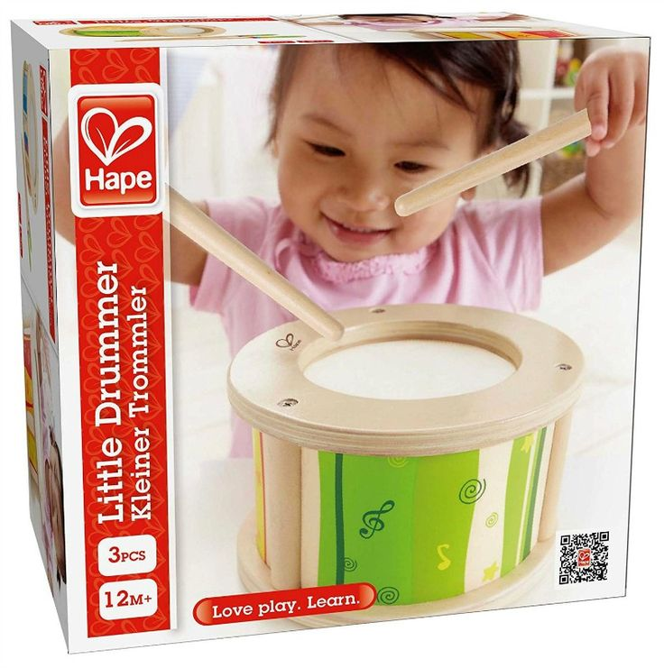 Hape - Early Melodies Little Drummer