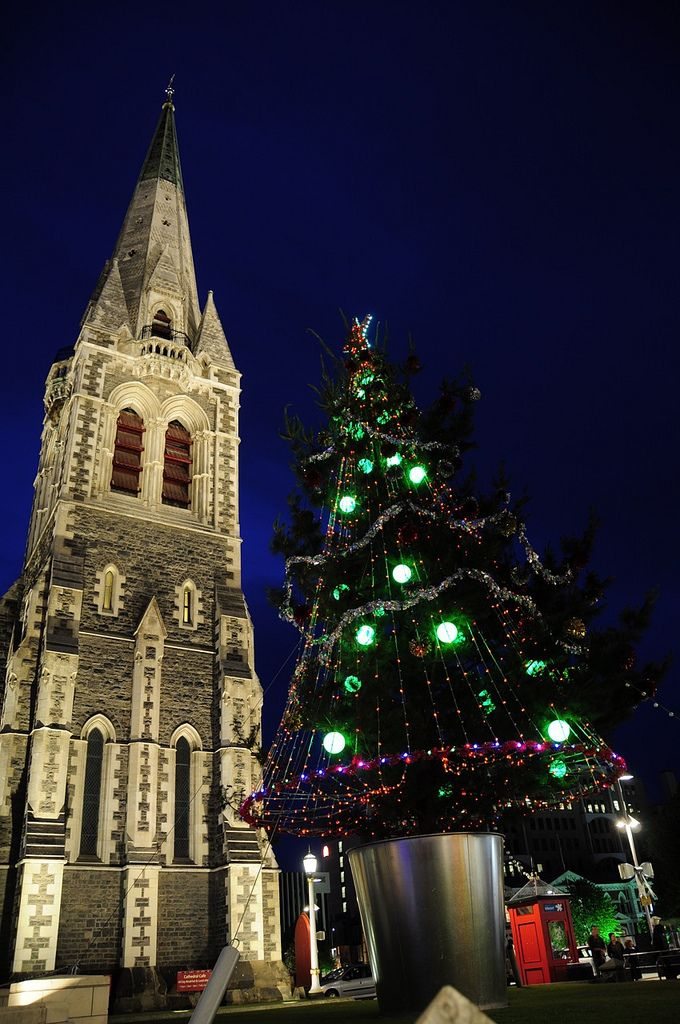 Christmas Party Ideas Christchurch Part - 45: Https://flic.kr/p/963SNh | Christmas Tree At Christchruch