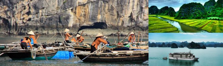 #Vietnamtourpackages provided by many tourism organizers give the trips to the country and its popular locations with a better understanding.