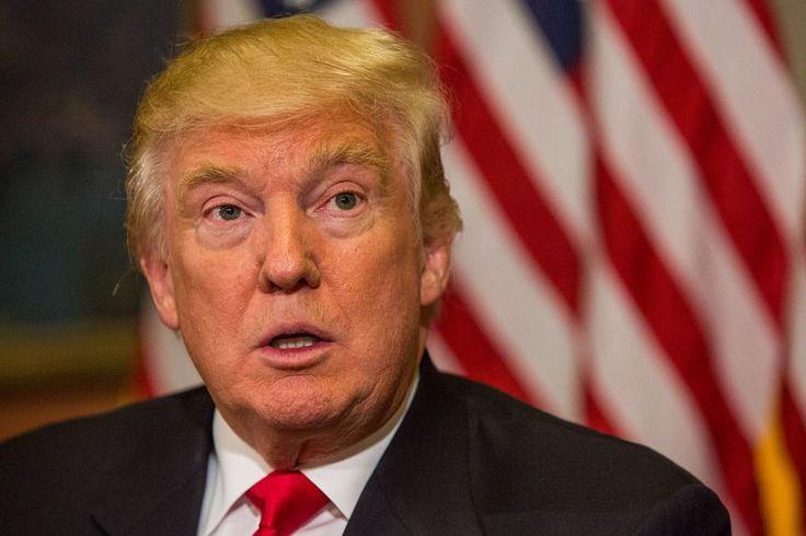 """El presidente electo de EEUU Donald Trump,  aseguró que deportará a los inmigrantes que tienen """"antecedentes penales"""",una decisión que podrían afectar a entre uno y tres millones de"""