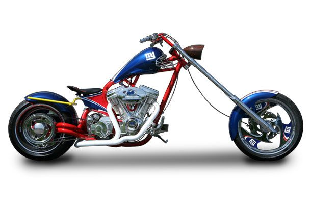 American Chopper NY Giants this is my want for my husband.
