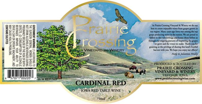 Prairie Crossing Vineyard & Winery