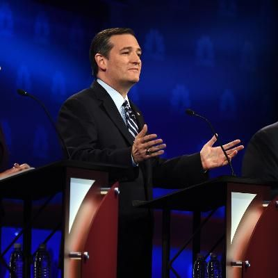 I love this guy..Buzzing: Watch Ted Cruz Offer a Debate Moderator a Pot Brownie