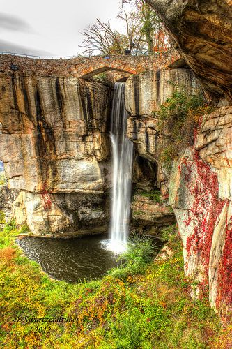 Lovers Leap Falls Chattanooga, Tennessee