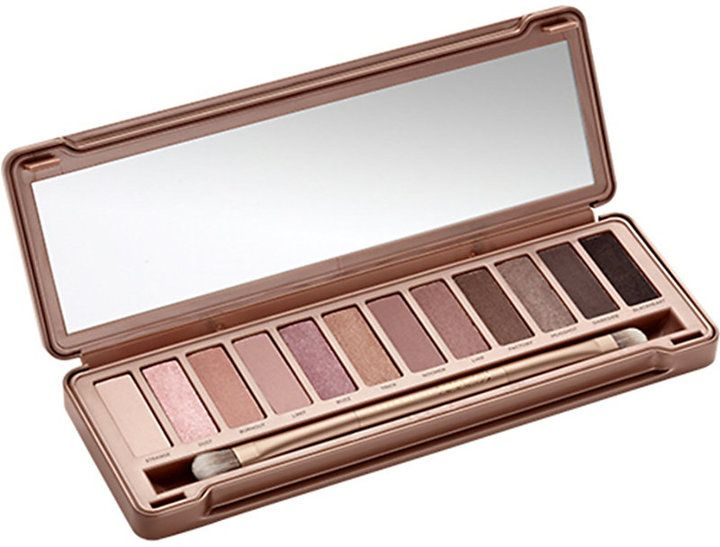 One of my all time faves - the Naked 3 palette! An ideal all in one eye palette with a fantastic range of colours!
