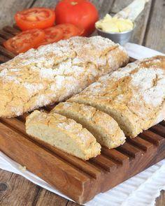 Suveränt gott bröd som går blixtsnabbt att baka!