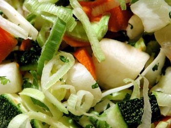 verse groentesoep maken
