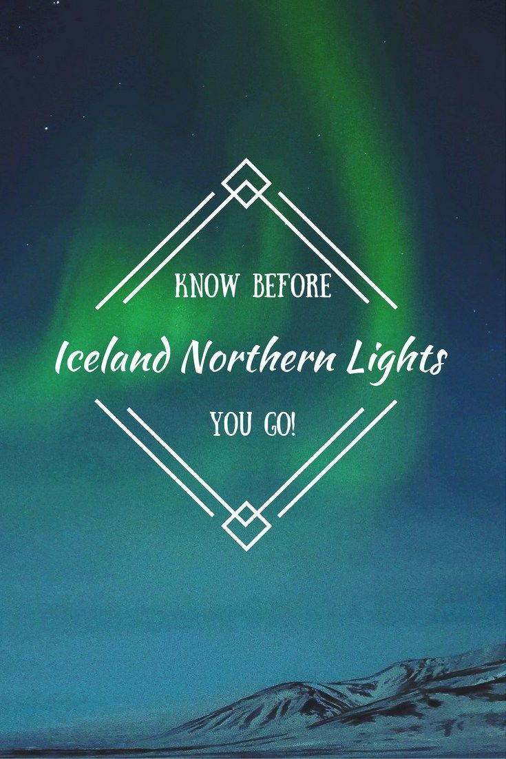 10 Things to Know Before You Go on your Northern Lights Tour in Iceland. Find out how to make the most out of your once in a lifetime experience!