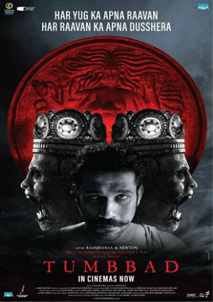 Tumbbad 2018 Hdrip 1080p 720p 480p Direct Links Download
