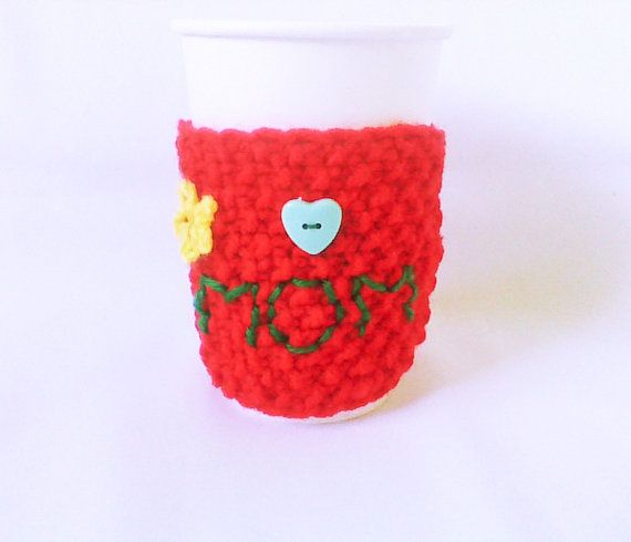 Hey, I found this really awesome Etsy listing at https://www.etsy.com/listing/180964105/crochet-coffee-cozy-mothers-day-gift