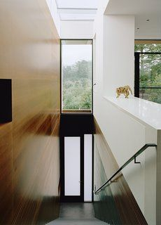 A Meticulous Renovation Turns a Run-Down House Into a Storage-Smart Gem - Photo 3 of 12 - At the top of the stairs, a panorama of the Glen Park neighborhood is revealed.