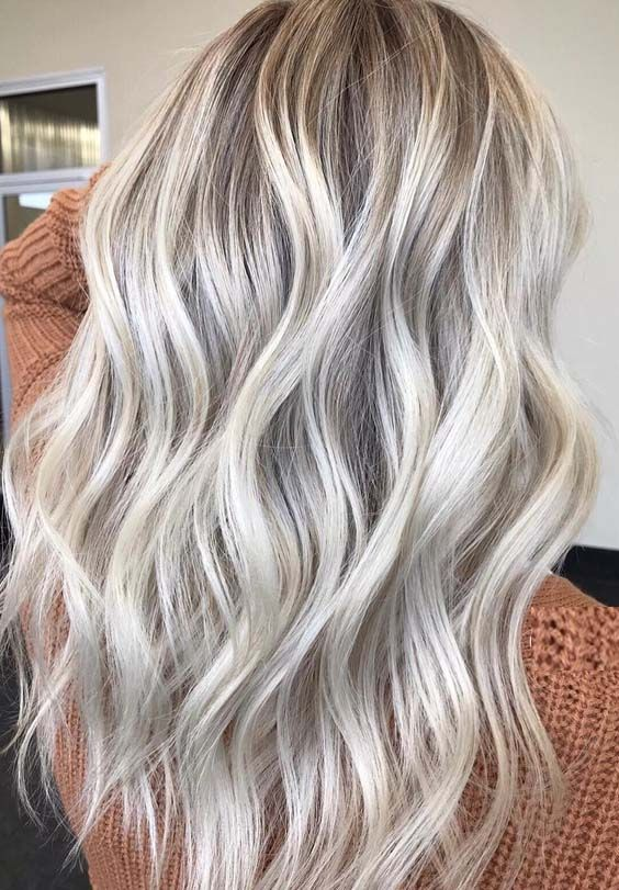 52 Bright Blonde Hair Color Ideas To Wear in 2018 | Blonde ...