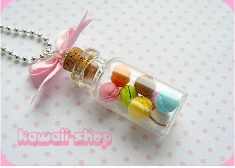 ♥ Collier Pure Gourmandise ♥