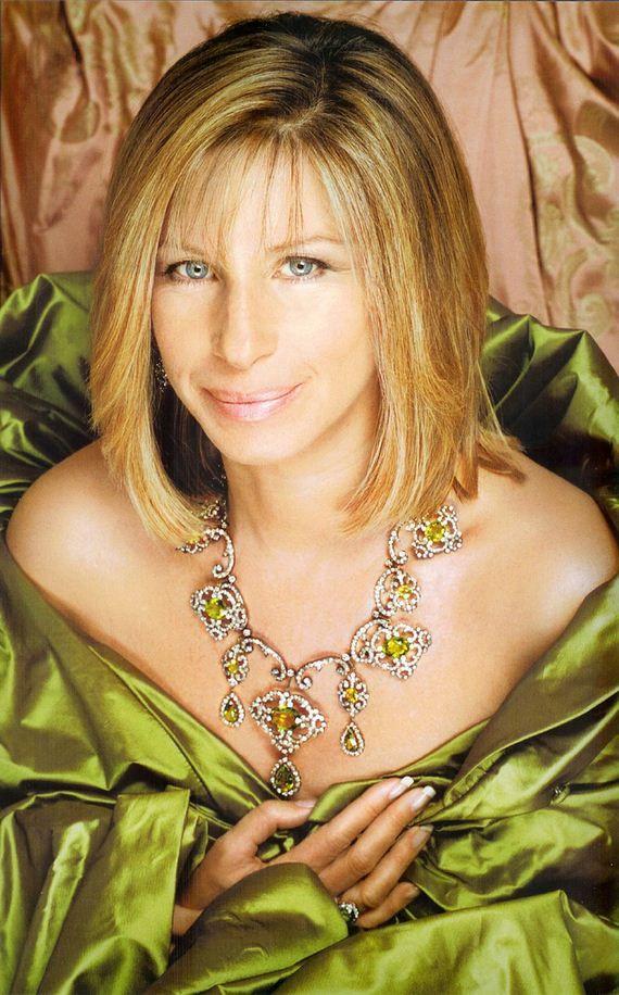 Barbara Streisand Upskirt