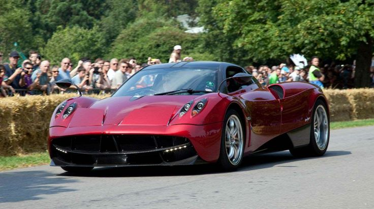 Price: £1,000,000 (used)It might not be as technically sophisticated as the LaFerrari, but the Pagan... - Pagani