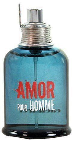 Amor Pour Homme By Cacharel For Men, Eau De Toilette Spray, 1.3-Ounce Bottle by Cacharel. $22.60. This item is not for sale in Catalina Island. Packaging for this product may vary from that shown in the image above. Launched by the design house of Cacharel.When applying any fragrance please consider that there are several factors which can affect the natural smell of your skin and, in turn, the way a scent smells on you.  For instance, your mood, stress level...