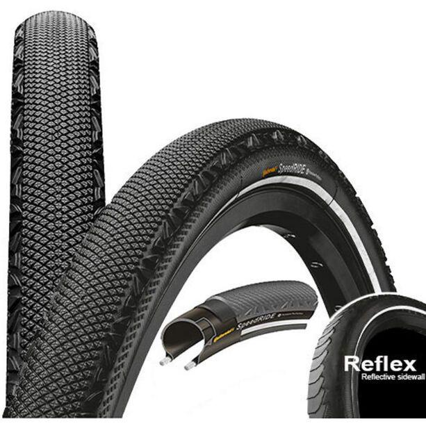 Continental Speed Ride Reifen 28 X 1 60 Zoll Reflex Schwarz Smart Watch