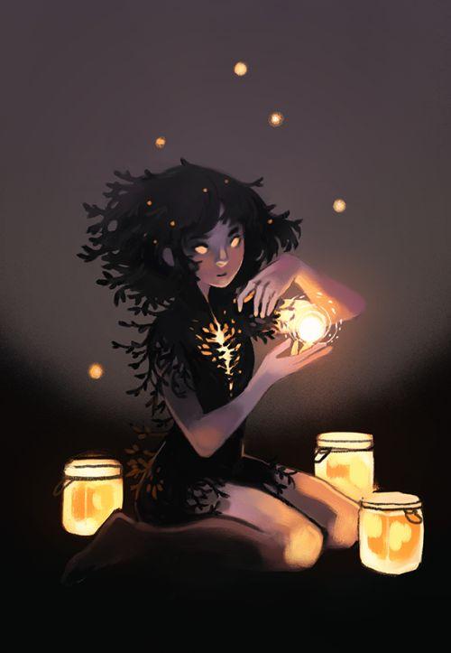 magical girl month - week 2lantern magic!join us next week!https://streak.club/s/414/magical-girl-streak