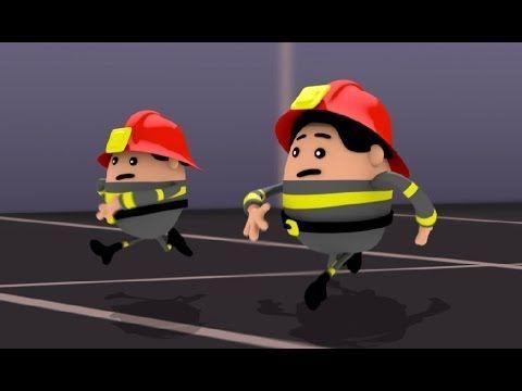 Au Feu les Pompiers - YouTube