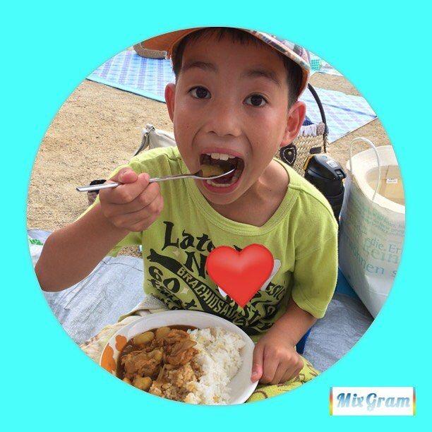 カレーライス🍛美味しく食べました💕  #野菜  #新鮮 #夏 #男の子 #オシャレ #ロコモコ  #パスタ #イタリアン  #TDL風景#ディズニー大好き #フォローミー#Disney#カフェ風 #縛られたくない #ストレスフリー #毎日#生活#楽しく #自分の為#家族の為 #大切な人のために #sweets#お弁当#お菓子#おでかけ#スイーツ #肉 #カレーライス🍛
