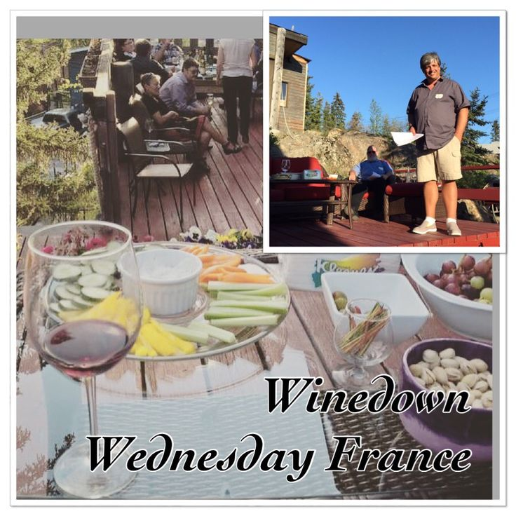 Winedown Wednesday France NWT Opimian July 15, 2015