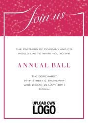 Online Corporate Invitation Card Collection With Special Designs For Uploading Images And Logos Choose Customize New Year S Party Invitations