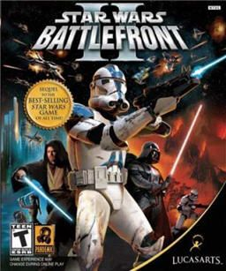 StarWarsBattlefront2 PC.jpg by:Lucas arts  This game is important to me because it is my first real shooter action game. I played with my brother a lot until I started playing by myself and with friends. I spent years developing new strategies to beat the computers faster. The fastest time I got was ten minutes which is really fast compared to an hour to two hour game.