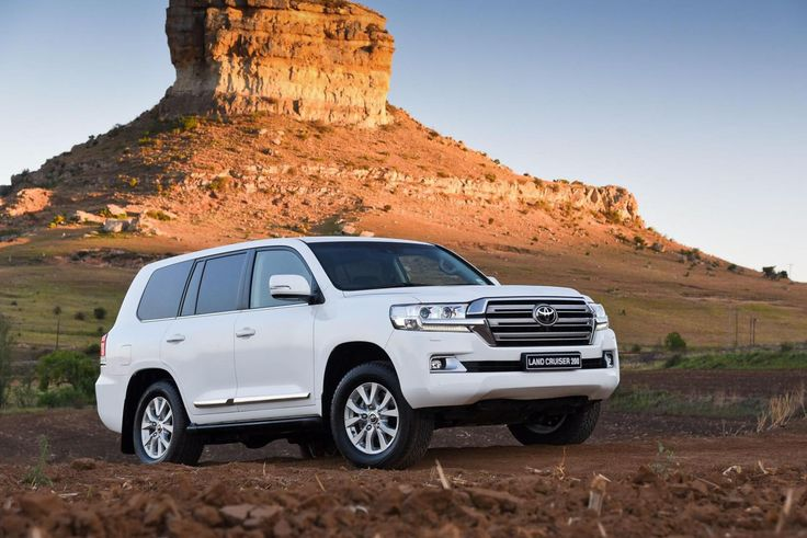 Toyota Land Cruiser 200 approved - http://autotras.com
