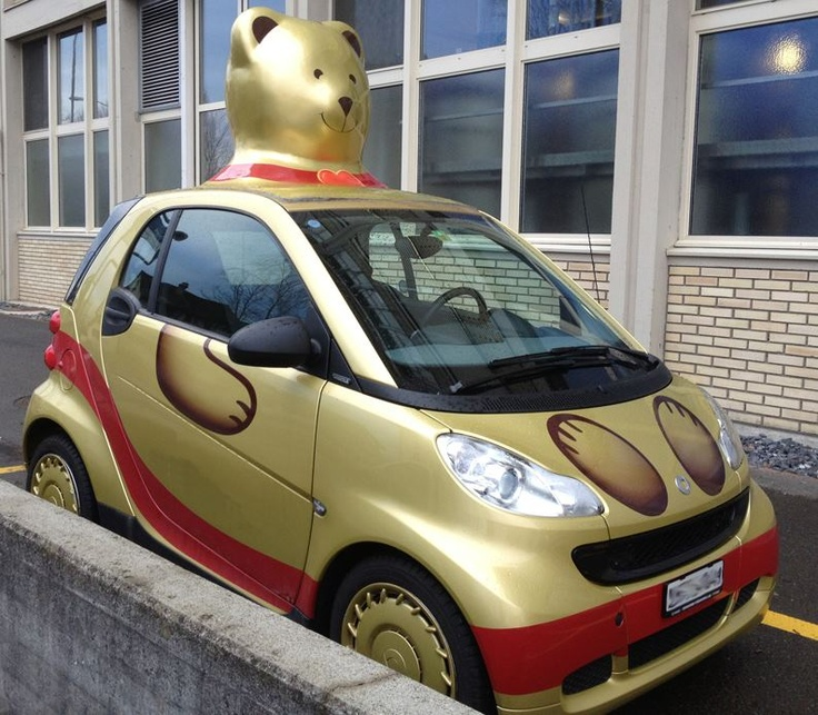 17 best images about smart car by mercedes benz on for Mercedes benz bear