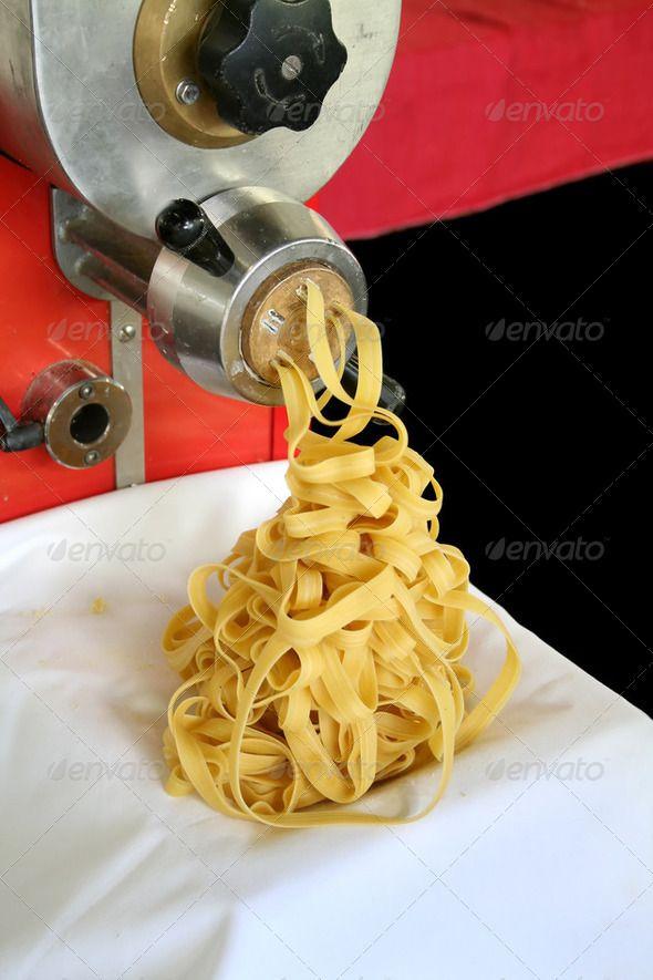 Pasta maker. http://photodune.net/item/pasta-maker/2525681