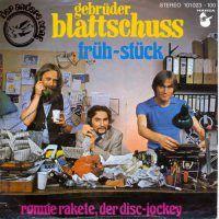 Gebrüder Blattschuss – Frühstück (1980) |