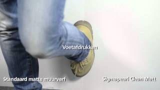 Demonstratiefilm sigampearl Clean matt