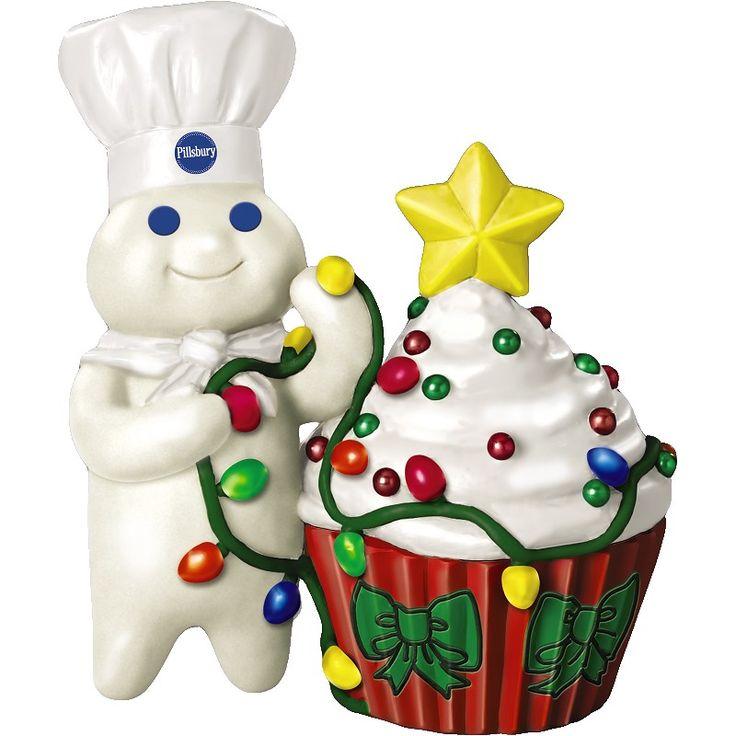 pillsbury doughboy items illsbury doughboy holiday cupcakes christmas - Pillsbury Dough Boy Halloween Cookies