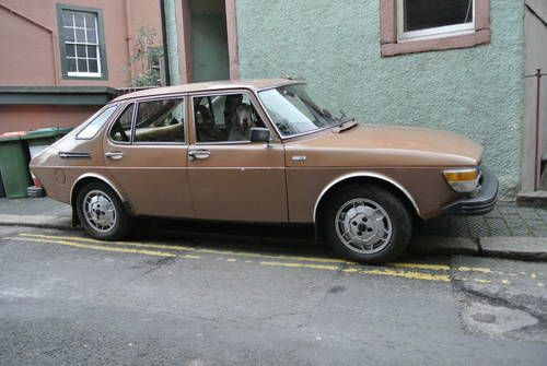 Saab 99GL Super Automatic 5 door For Sale (1979) on Car And Classic UK [C473097]