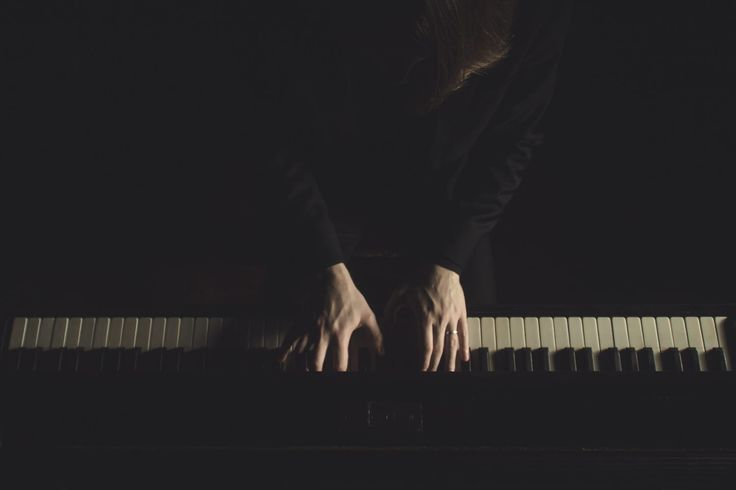 Esther could hear him play, at times. The soft crescendo of notes lingering between the walls and floors of the mansion.