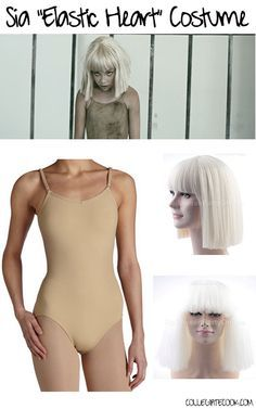 """""""Elastic Heart"""" Sia Costume - Collegiate Cook"""