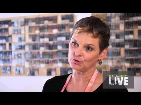 St Albert LIVE! Julie Hage Potter - YouTube