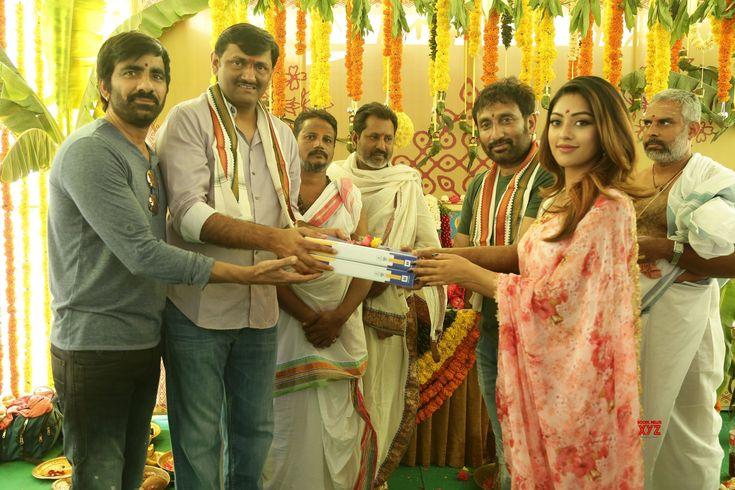 Raviteja, Sreenu Vytla, Mythri Movie Makers Production No 6 – Amar Akbar Anthony Launch Gallery - Social News XYZ
