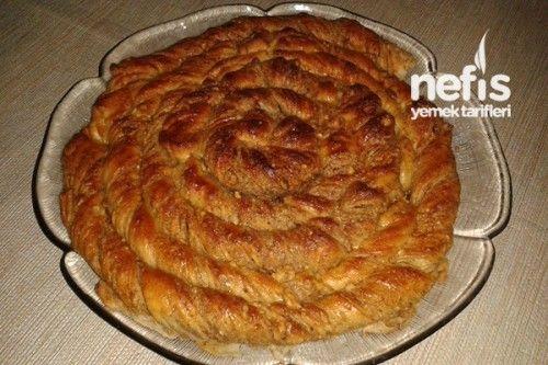 Tahinli Haşhaşlı Cevizli Çörek Tarifi