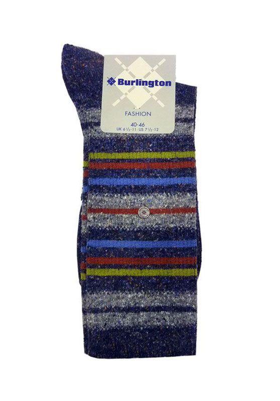 Calcetín Burlington el confort de éste calcetín para invierno es insuperable,. Ref: FASHION 20922 3001 - Tacto suave y agradable, no son gruesos. #ropainterior #moda #modahombre http://www.varelaintimo.com/42-calcetines