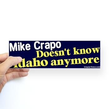 Senator Mike Crapo of Idaho: Profile, Legislative Scorecard ...