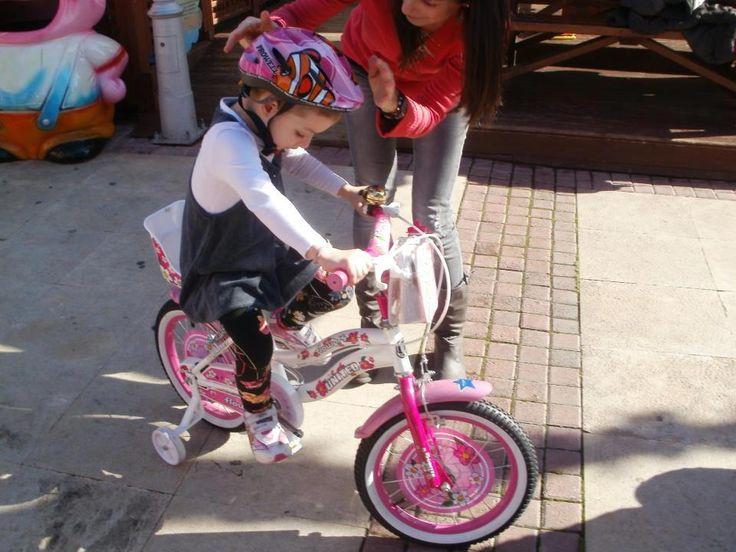 Κλειώ, 5… θέλω ένα ποδήλατο!