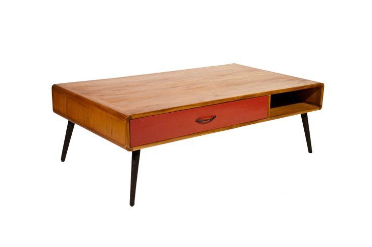 TV meubel, retro, fifties, B 120 cm   Westwing Home & Living