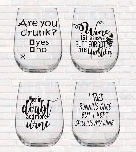 Bundle Wine Svg Wine Svg Wine Sayings Svg Wine Glass Svg Etsy Wine Glass Sayings Funny Wine Glass Funny Wine Glasses