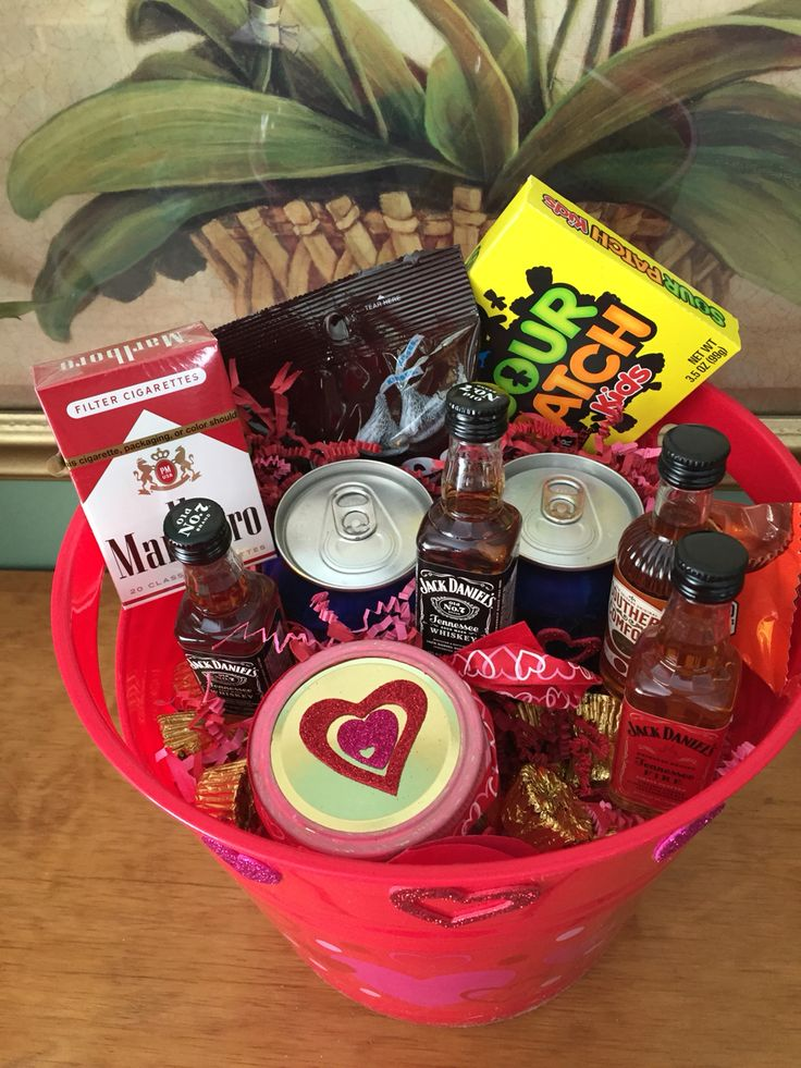 Valentine's Day gift for him last year