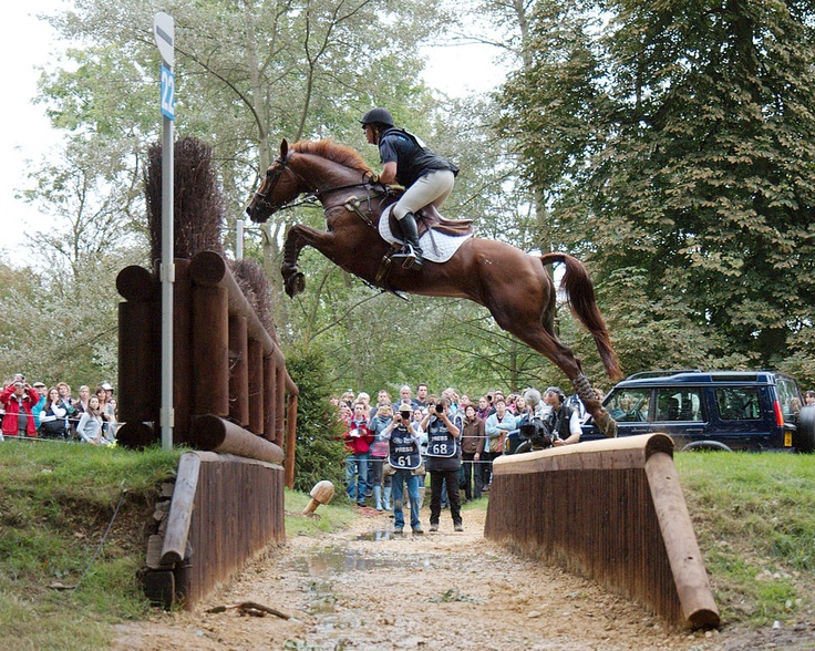 X country horse shows