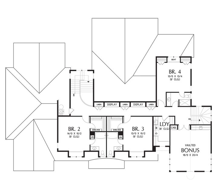 159 best House Design and Plans images on Pinterest Floor plans