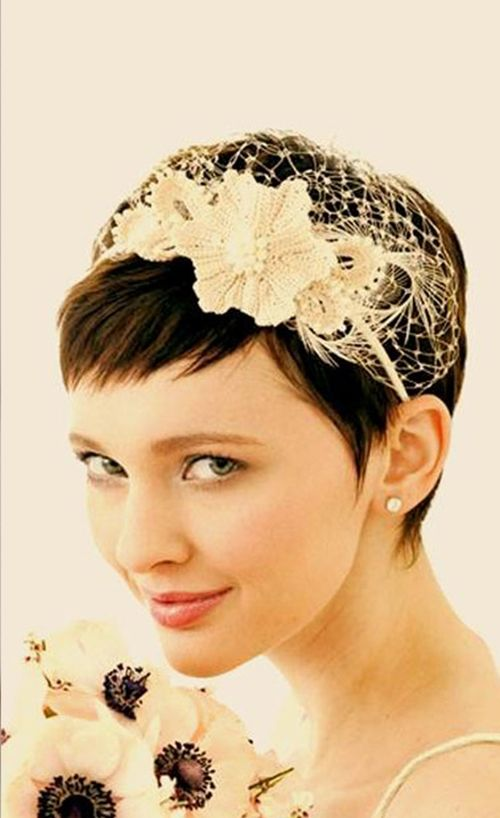 short hair bridal style 17 best ideas about bridal hairstyles on 6325 | 143dd533576ac58c00d92a11894cd121